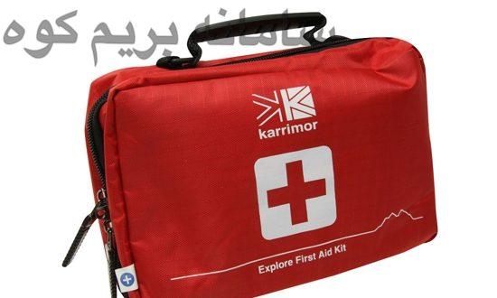 کیف امداد کوهنوردی