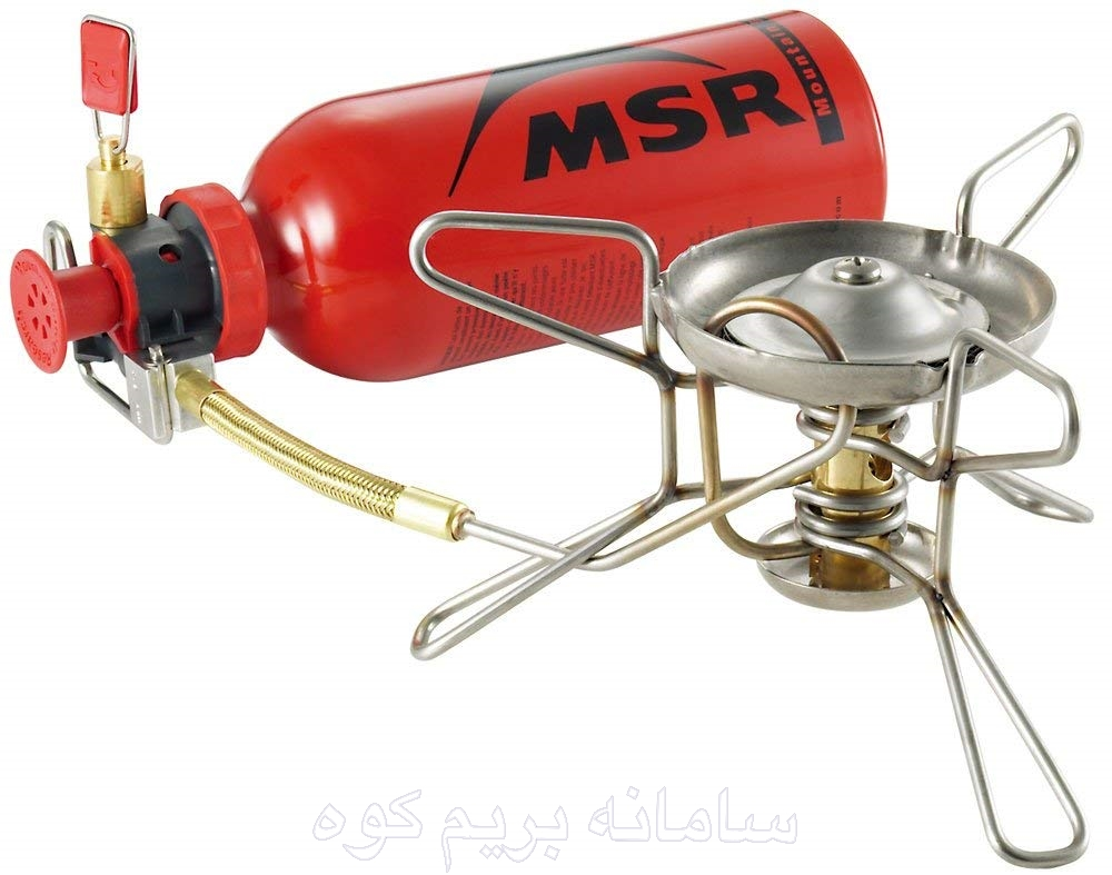اجاق سوخت مایع MSR DRAGONFLY BACKPACKING STOVE