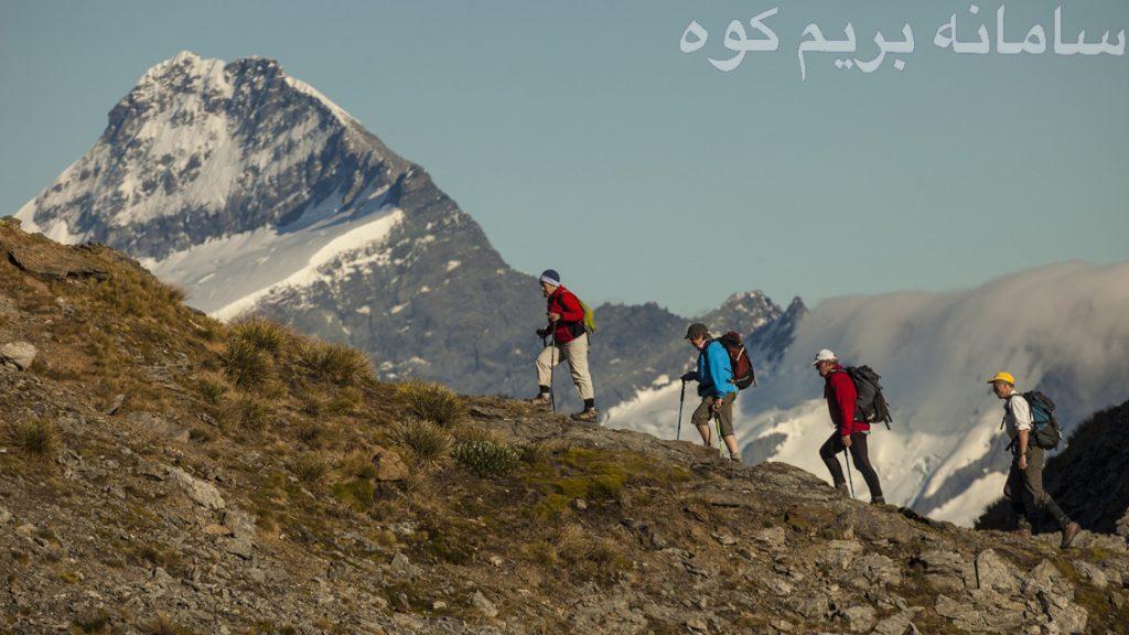 مسیر های درست در کوهنوردی