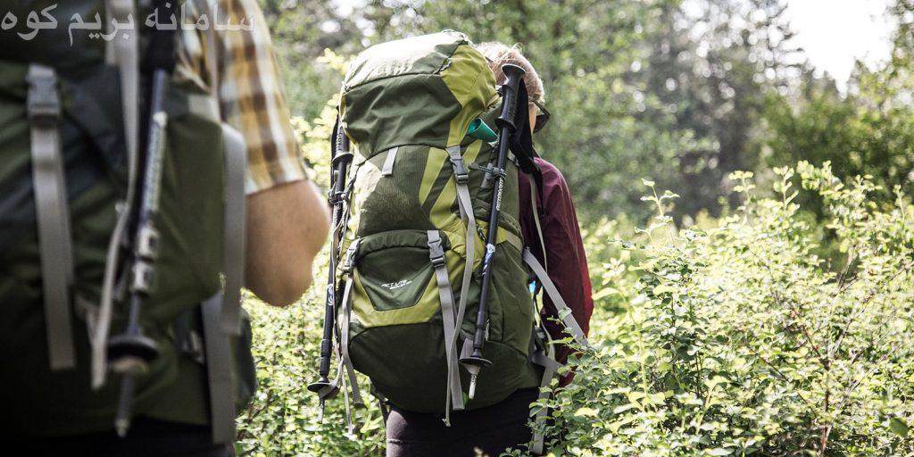 کوله پشتی های کوهنوردی