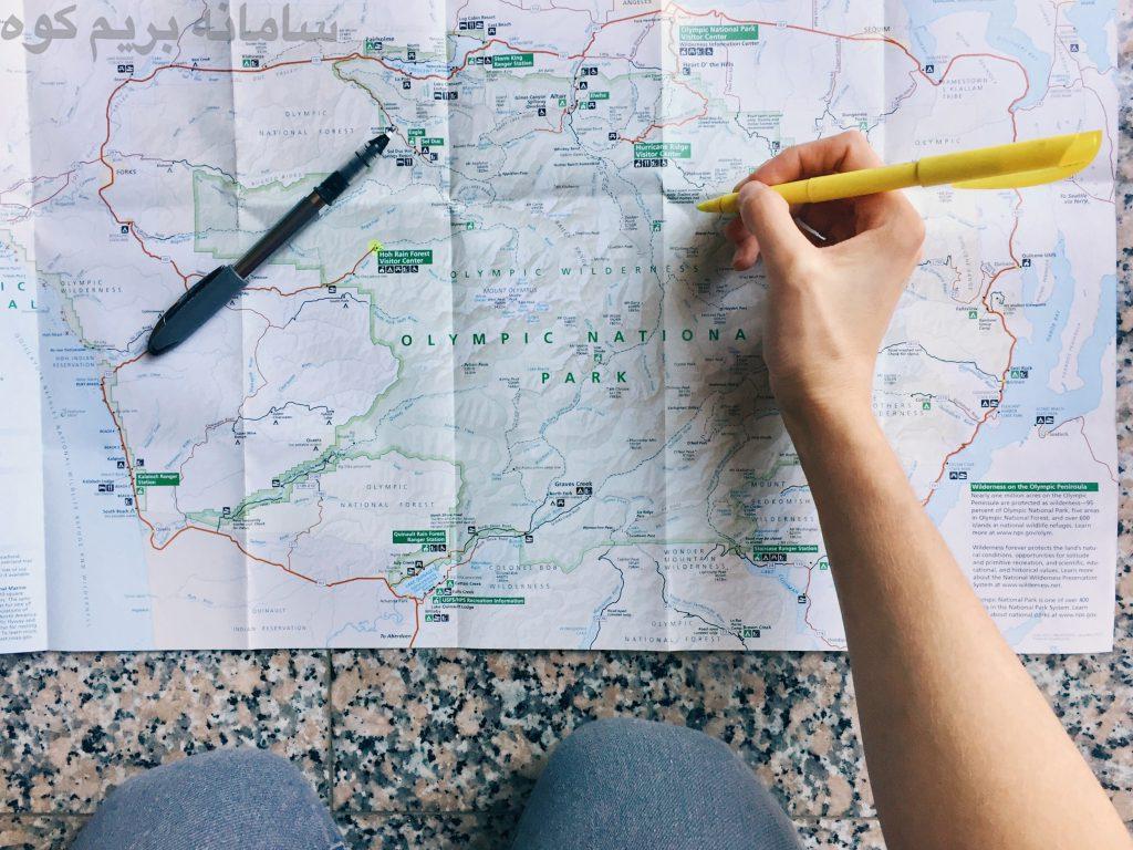 برنامه ریزی برای سفرهای طولانی