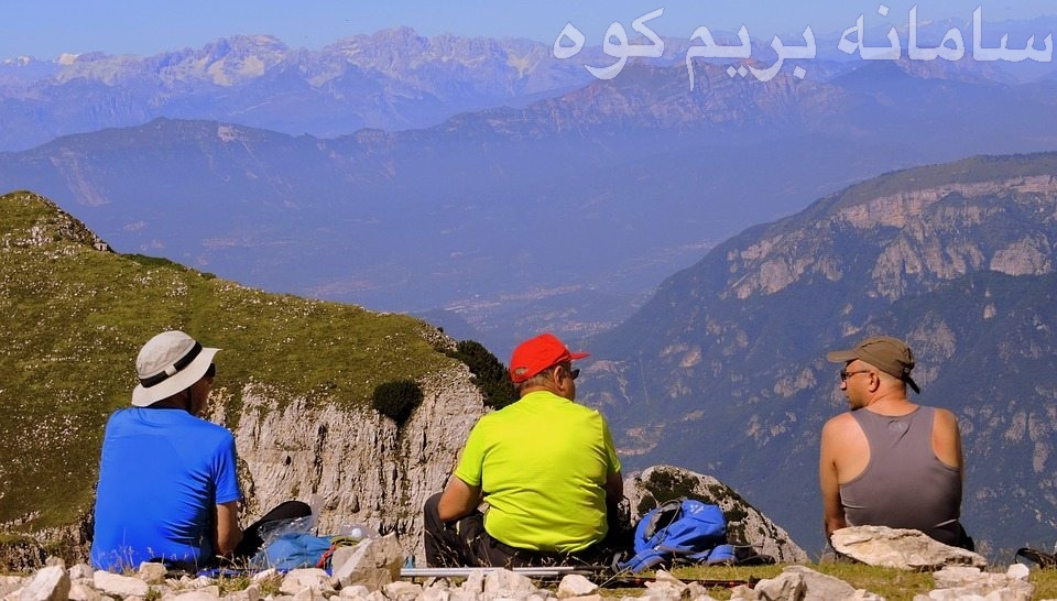 با سرعتی یکنواخت کوهنوردی را شروع کنید