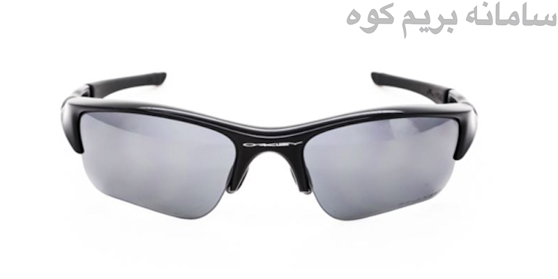 توجه به شکل عینک کوهنوردی و وصورت