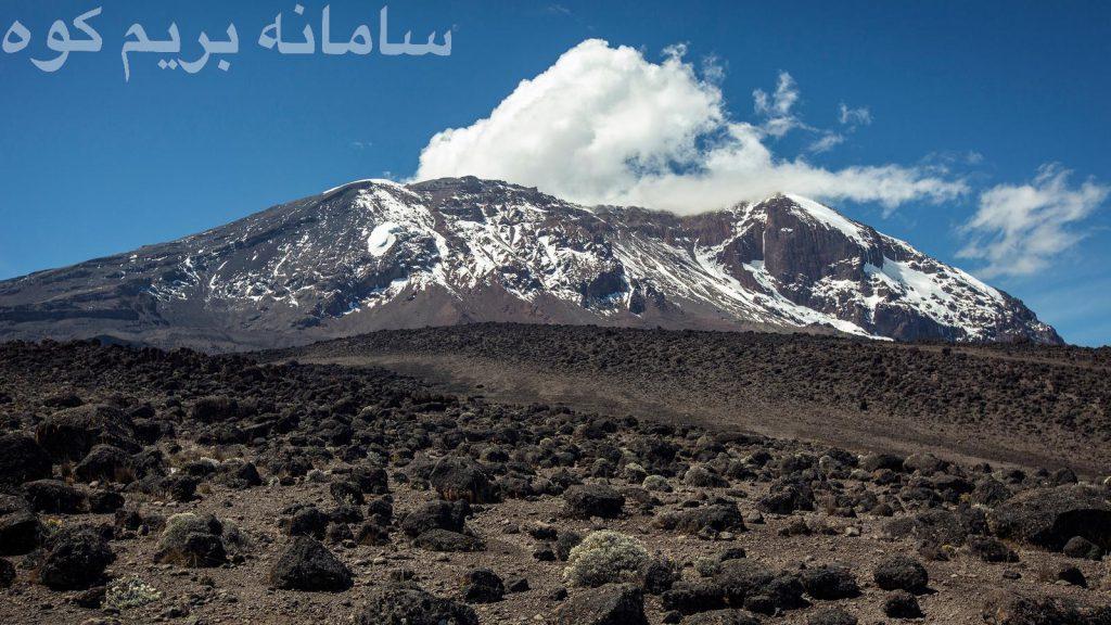 قله های کلیمانجارو ( Kilimanjaro )