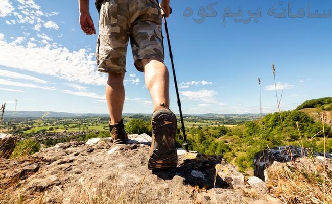همیشه راه هایی برای با خبر کردن امداد در کوهستان فرا بگیرید.
