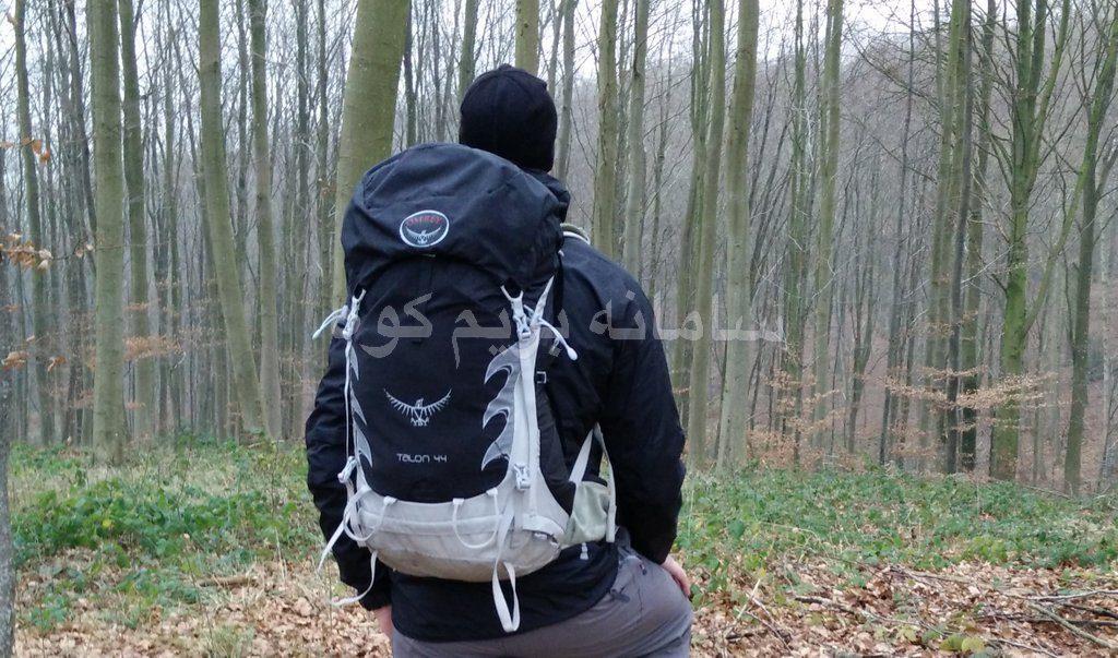 کوله پشتی در کوهنوردی