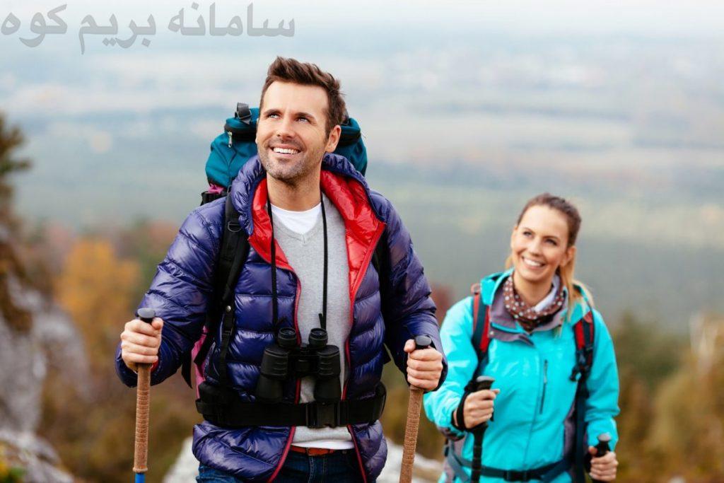 پوشش های مناسب در کوهنوردی