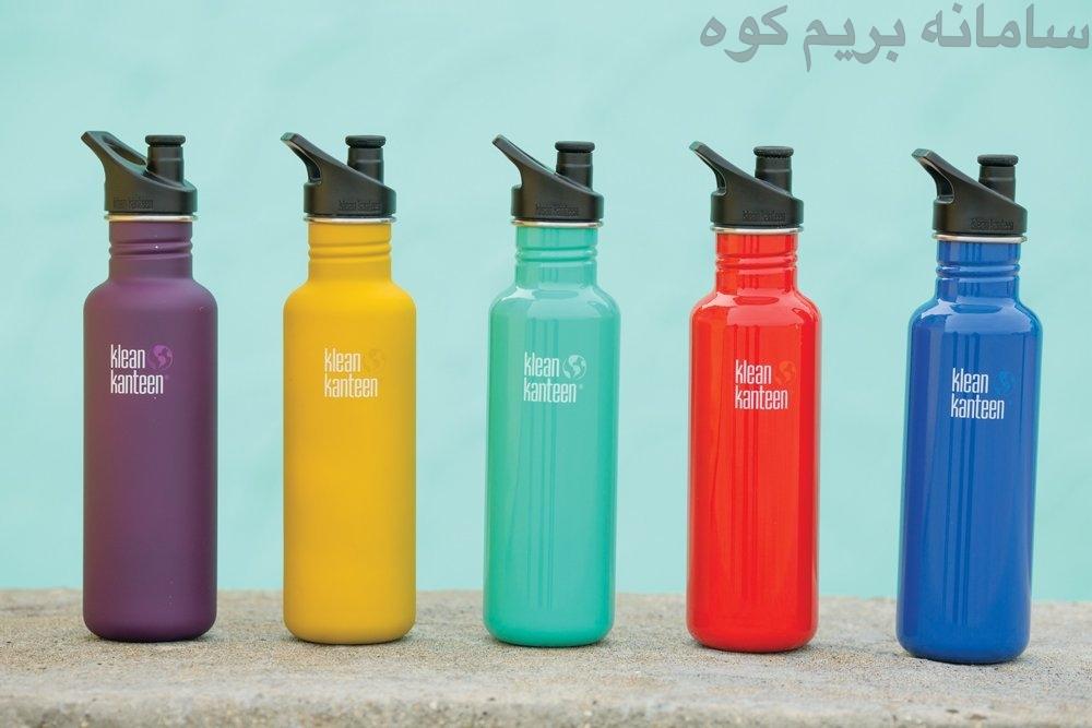 بطری آب های چندبار مصرف با خود داشته باشید.