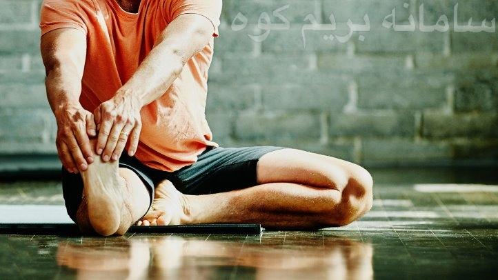 سعی کنید تا برنامه ای مرتب و روزانه از تمرینات کششی و تقویتی برای زانو های خود داشته باشید.