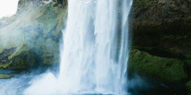 آب در طبیعت گردی