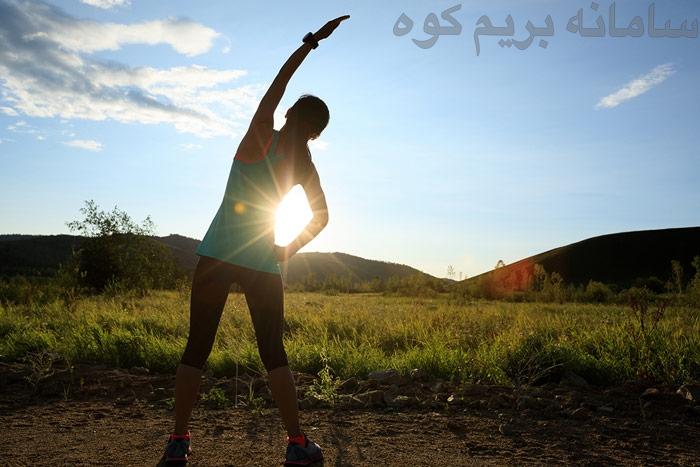تمرینات کششی از آن دسته تمرینات خاص و ضروری هستند که باید قبل از کوهنوردی و هر فعالیت فیزیکی انجام دهید