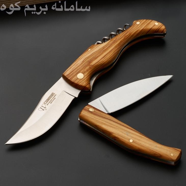 چاقو های تاشو بسیار سبک و تیز می باشند و می توانید به راحتی آن ها را درون جیب خود قرار دهید و یا به کمربند خود ببندید.