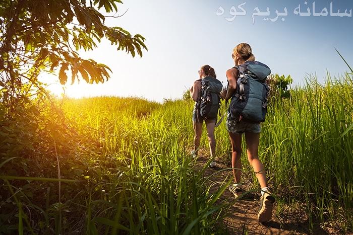 سعی کنید برای آغاز دوباره کوهنوردی، سراغ  مسیر های آسان و کوتاه تر بروید.