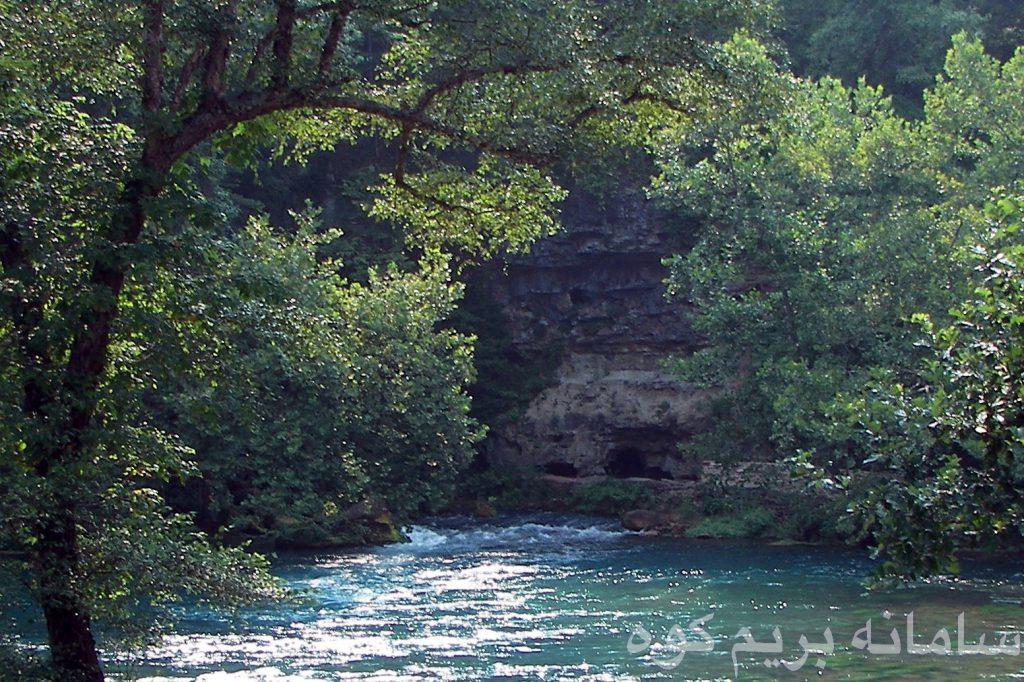 قبل از شروع کوهنوردی ، رودخانه و نهرهای مسیر را با به خوبی شناسایی کنید.