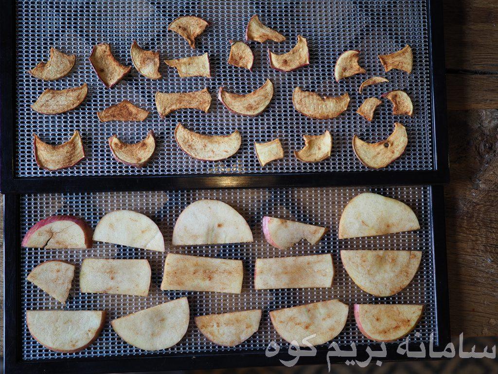 دستور غذا : سیب دارچینی