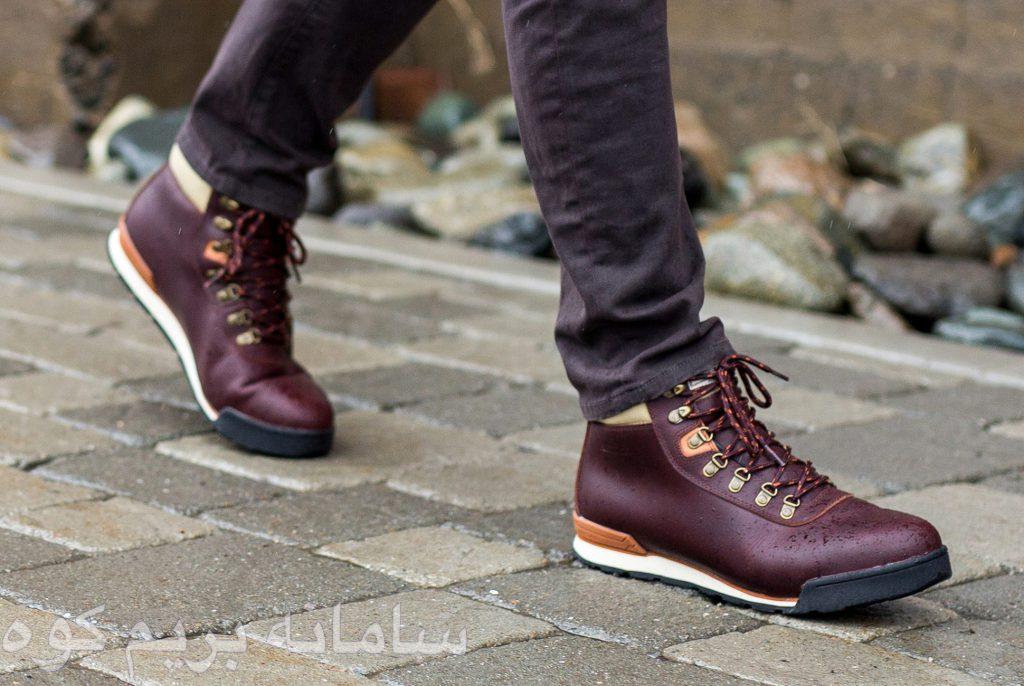 لازمه ی یک صعود موفق و لذت بخش، داشتن یک جفت پای توانا و پوشش های مناسب آن می باشد!