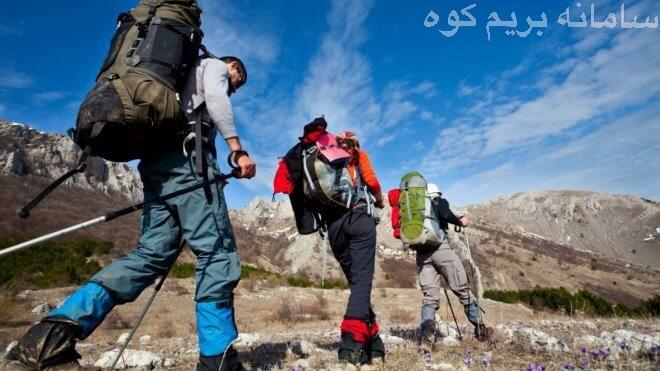 در کوهنوردی در فصل بهار، حواستان به تغییرات دمای محیط باشد !