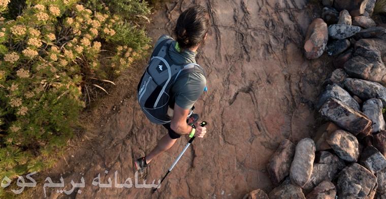 کوهنوردی ورزشی رقابتی نمی باشد !