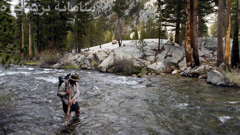 قبل از صعودتان در فصل بهار، یک نقشه کلی از مسیرتان تهیه کنید و رودخانه های بدون پل و منطقی که نیاز به عبور از آب دارید را مشخص کنید.