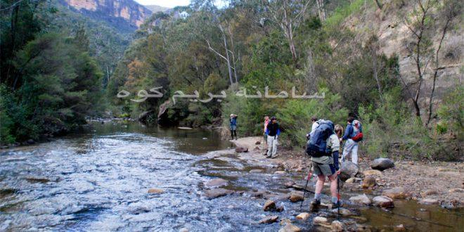 عبور از رودخانه