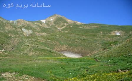 قله اورین
