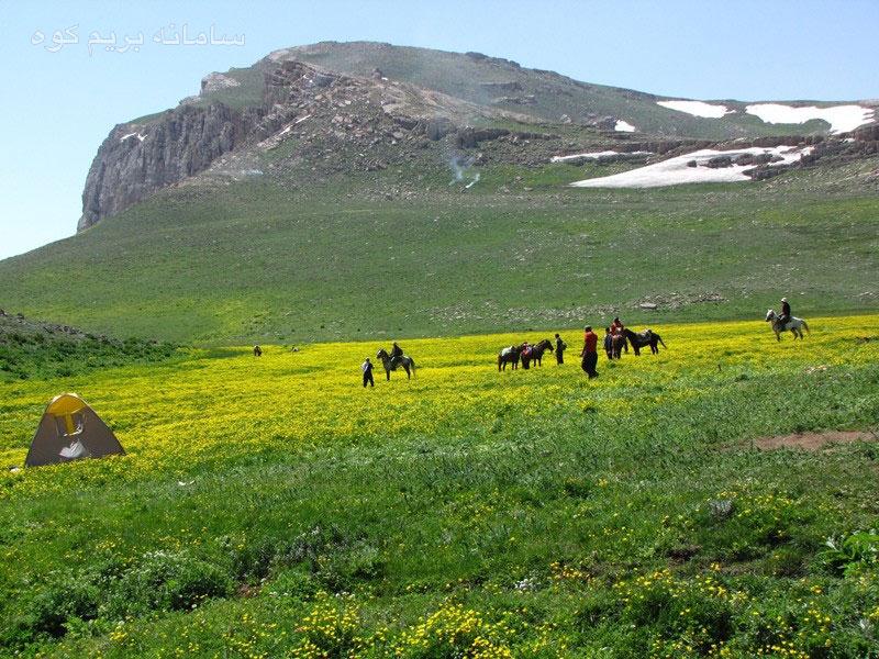 قله سماموس