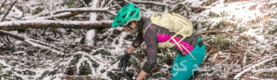 کوله پشتیهای هیدراتاسیون دوچرخه سواری