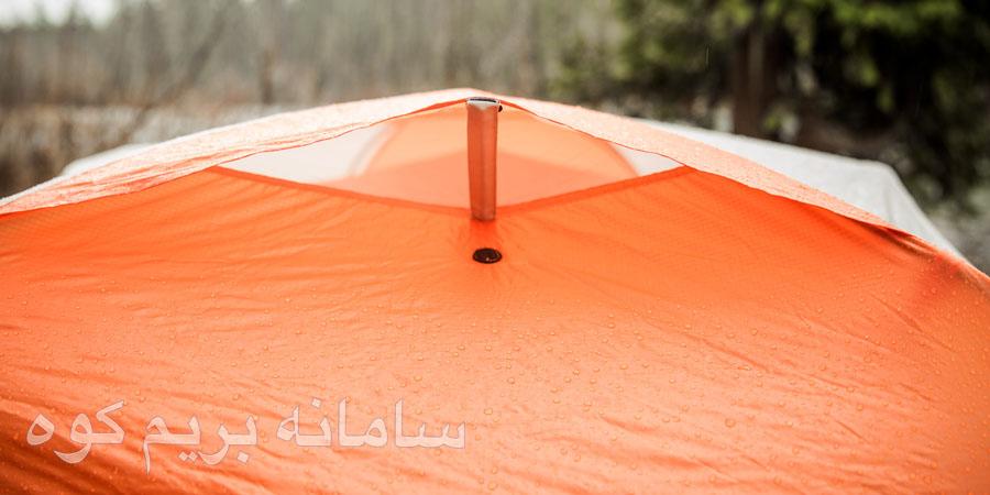 چادر مناسب برای کوه