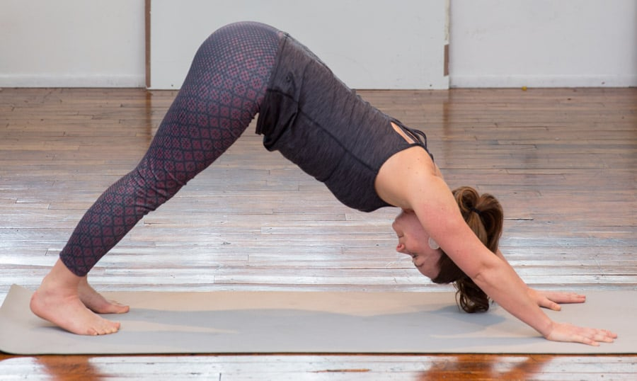 تمرینات یوگا برای آمادگی بدنی در کوهستان