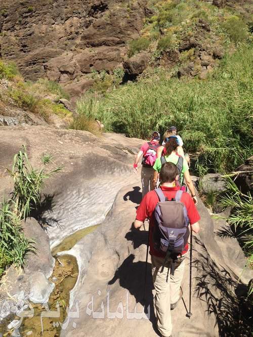کنار هم نگه داشتن اعضای یک گروه کوهنوردی