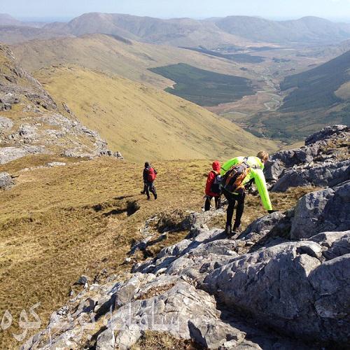 کوهنوردی با دوستان