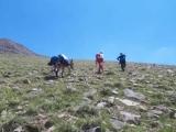 امداد قله دماوند