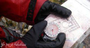 نقشه و قطبنما
