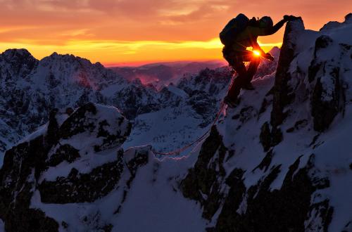 راهنمای کوهنوردی