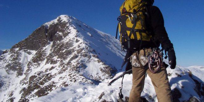 کوهنوردی زمستانی