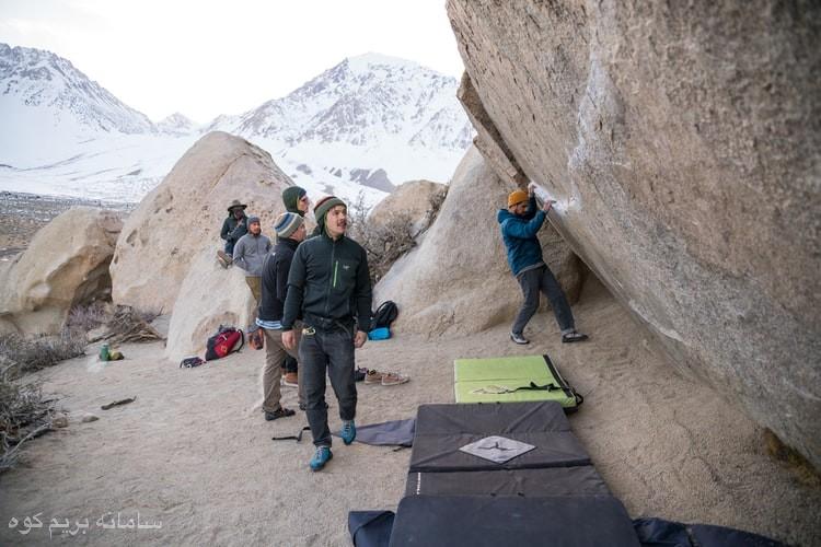 ابزار مورد نیاز برای کوهنوردی در زمستان