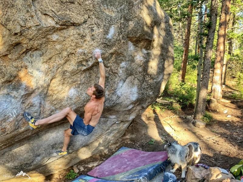 قرنطینه زمان بهبود برای کوهنوردان