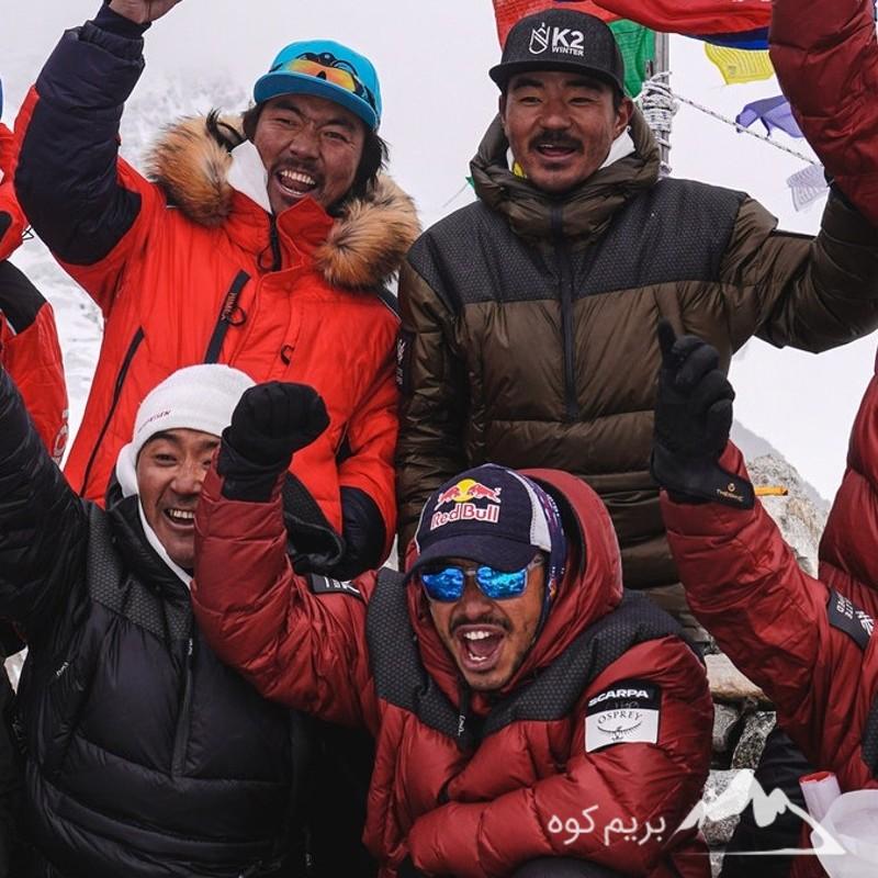 تیم کوهنوردی نیرمال پورجا