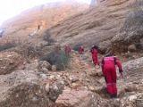 حادثه کوهنوردی در شیراز