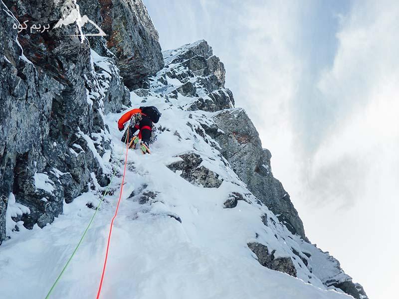 9 نکته برای شروع کوهنوردی زمستانی