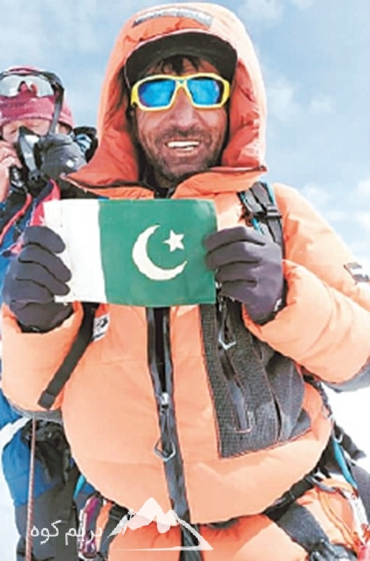 وهنورد پاکستانی علی سدپارا