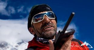 سدپارا کوهنورد پاکستانی