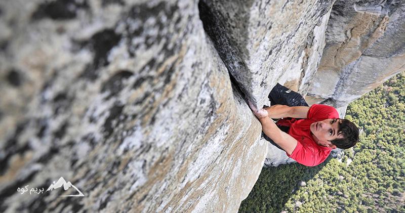 کوهنوردان برتر-الکس هانولد