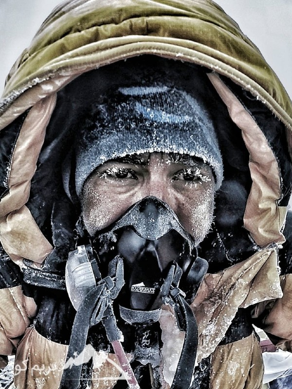 صعود به اورست توسط نیرمال پورجا