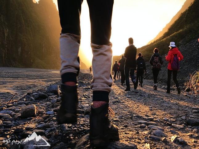 جلوگیری از ارتفاع زدگی: نکاتی برای کوهنوردان و مسافران