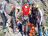 کوهنورد گمشده در ارتفاعات دارآباد