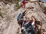 19 ساعت عملیات امداد در کوهستان اشترانکوه