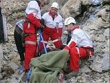 پیکر بی جان کوهنورد گمشده در ارتفاعات ایوانکی