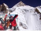 نخستین صعود ۸۰۰۰ متری فصل رقم خورد