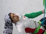 محیا دارابیان و کسب رتبه دوم کمباین در مسابقات قهرمانی جوانان جهان